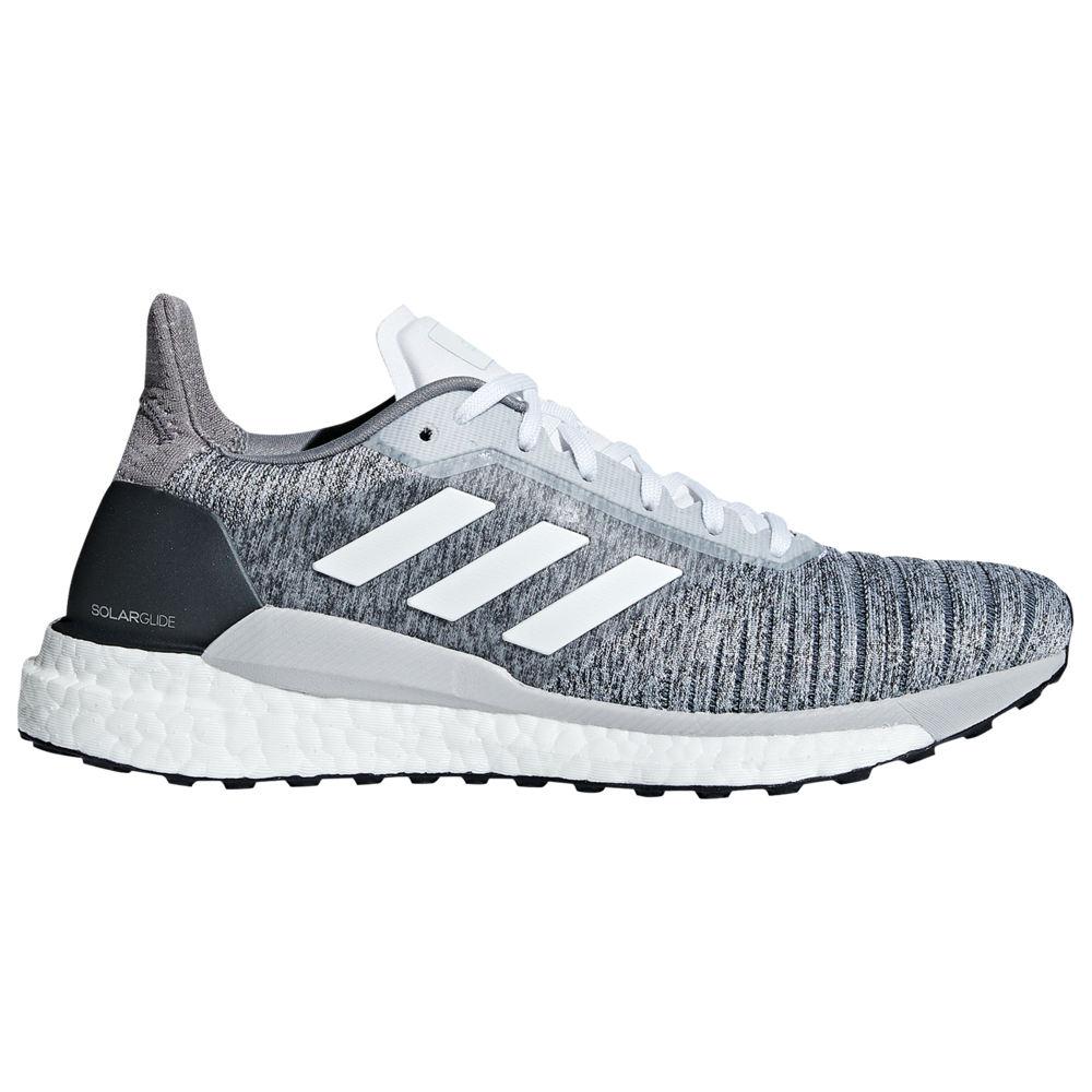 アディダス adidas レディース ランニング・ウォーキング シューズ・靴【Solar Glide】Grey/White/Clear Mint