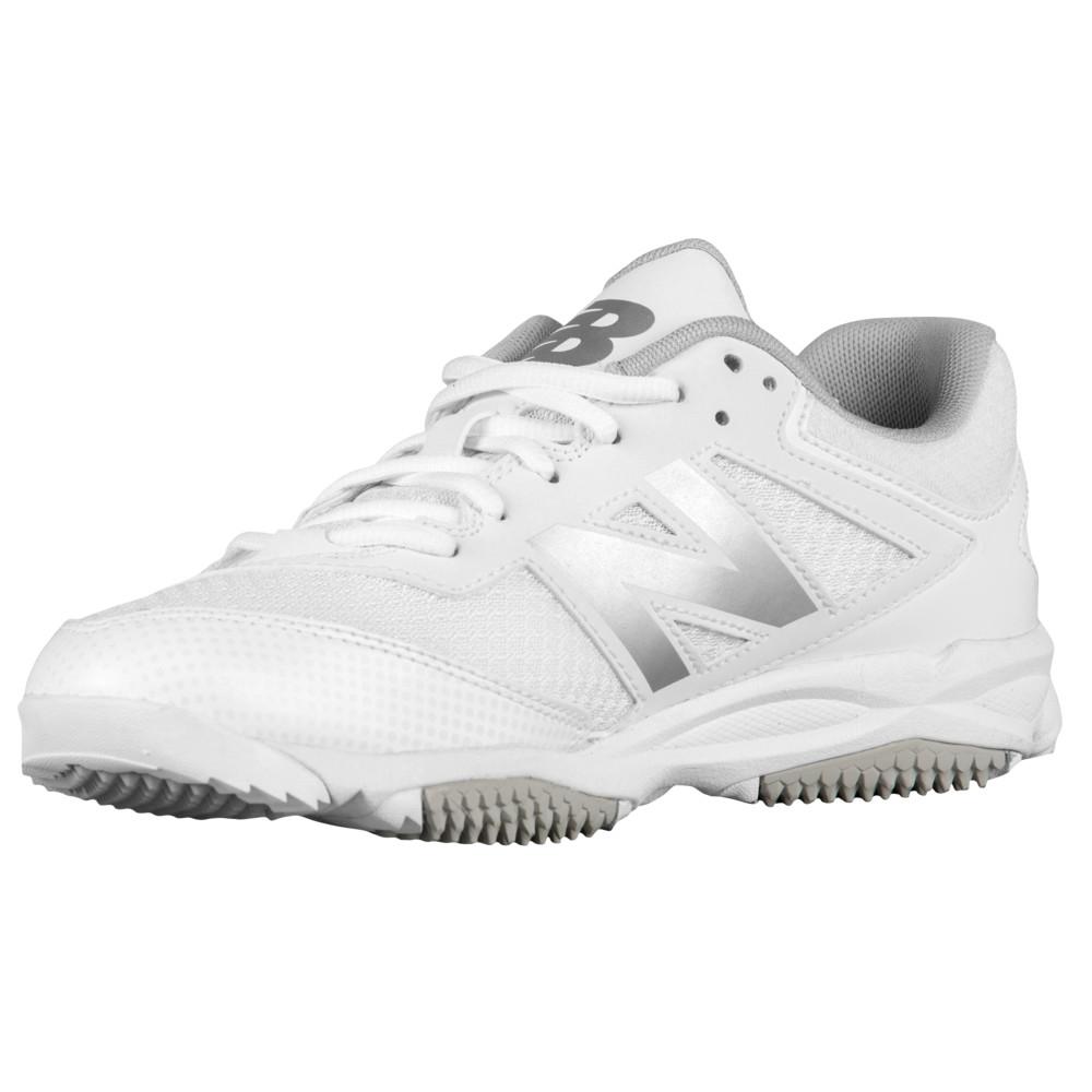 ニューバランス New Balance レディース 野球 シューズ・靴【4040v1 W Turf】White/White