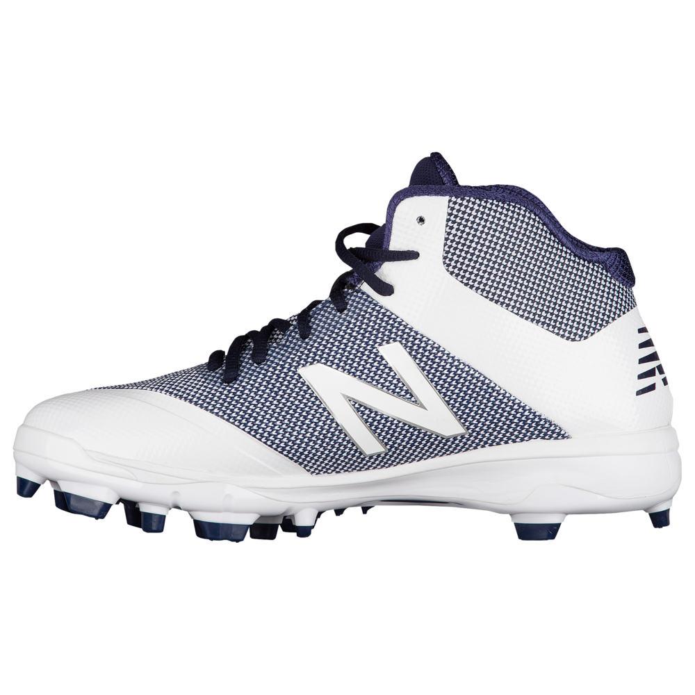 ニューバランス New Balance メンズ 野球 シューズ・靴【4040v4 TPU Mid】Navy/White
