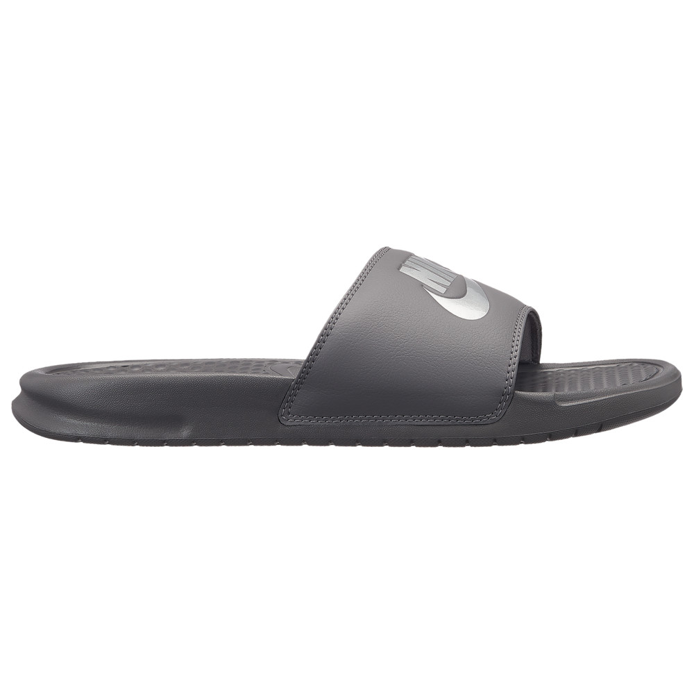 ナイキ Nike ナイキ メンズ Nike シューズ・靴 JDI サンダル【Benassi JDI Slide】Gunsmoke/Metallic Silver, ヤマダムラ:db81d12a --- sunward.msk.ru