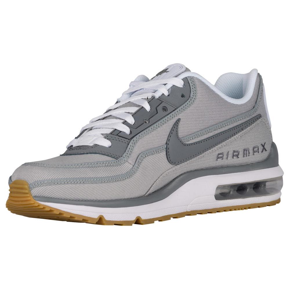 ナイキ Nike メンズ ランニング・ウォーキング シューズ・靴【Air Max LTD】Wolf Grey/White/Gum Light Brown/Cool Grey Textile
