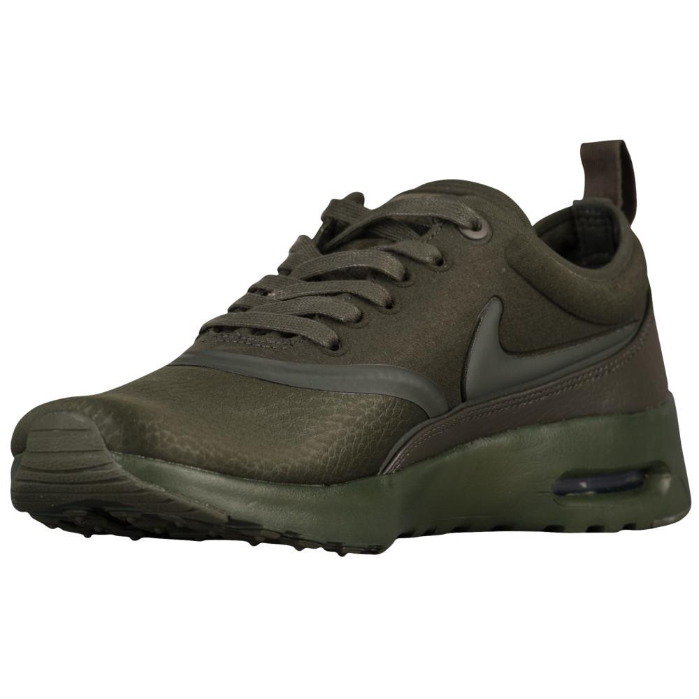 ナイキ Nike レディース ランニング・ウォーキング シューズ・靴【Air Max Thea Ultra】Sequoia/Sequoia/Medium Olive Premium