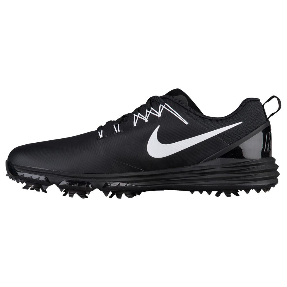 ナイキ Nike メンズ ゴルフ シューズ・靴【Lunar Command Golf Shoes】Black/White/Black