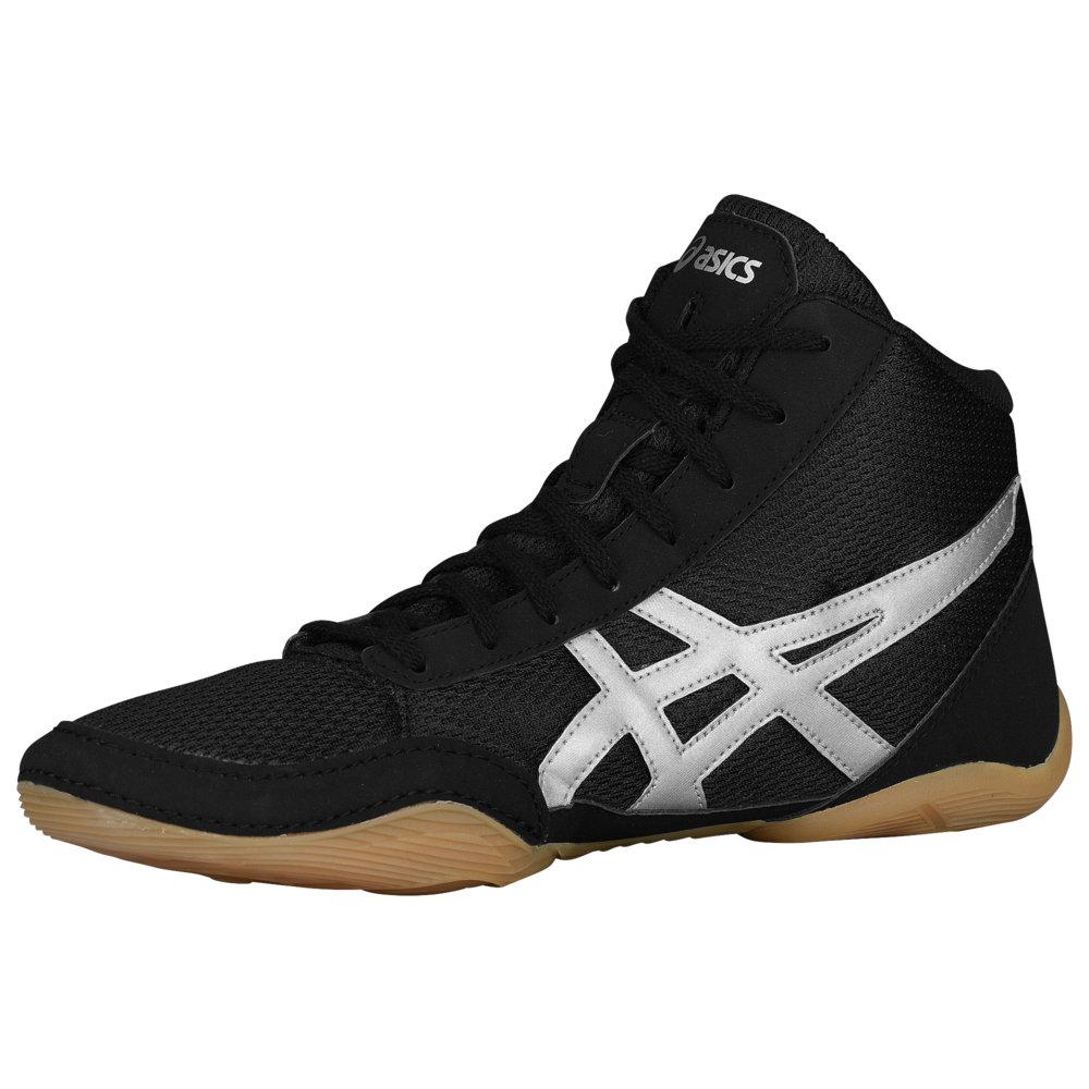 アシックス ASICS(r) メンズ レスリング シューズ・靴【Matflex 5】Black/Silver
