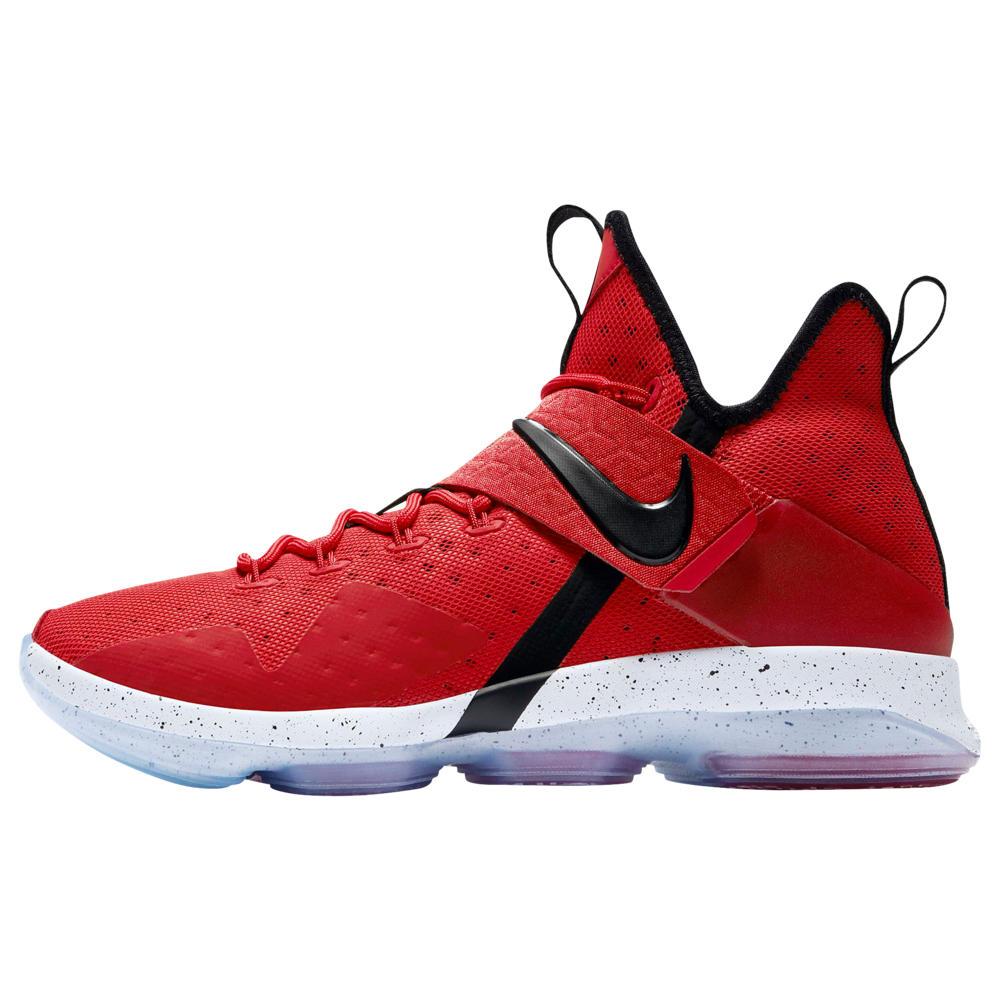 ナイキ Nike メンズ バスケットボール シューズ・靴【LeBron 14】Lebron James University Red/Black/White