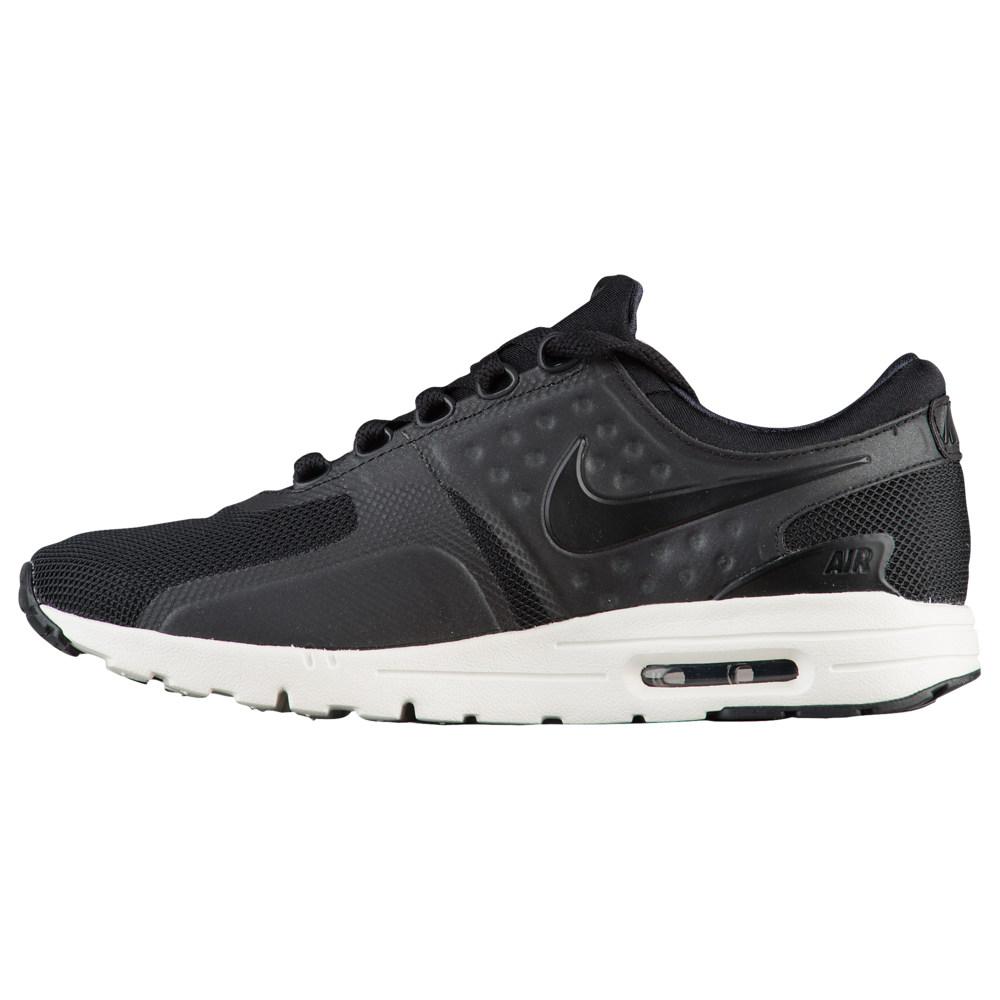 ナイキ Nike レディース ランニング・ウォーキング シューズ・靴【Air Max Zero】Black/Black/Sail