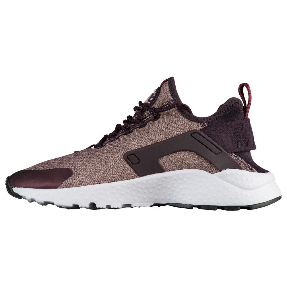 ナイキ Nike レディース ランニング・ウォーキング シューズ・靴【Air Huarache Run Ultra】Port Wine/Port Wine/Metallic Mahogany/Pink/Black SE / Heather Knit