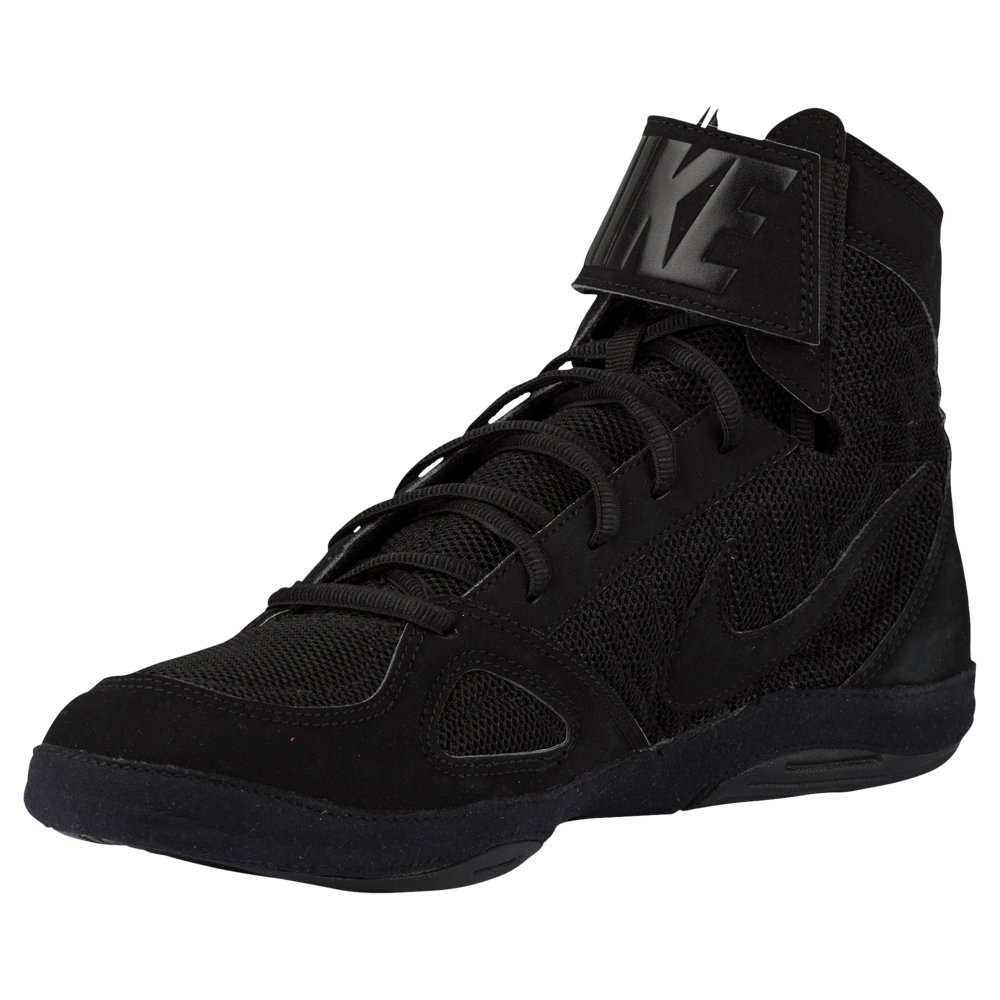 ナイキ Nike メンズ レスリング シューズ・靴【Takedown 4】Black/Black/Black