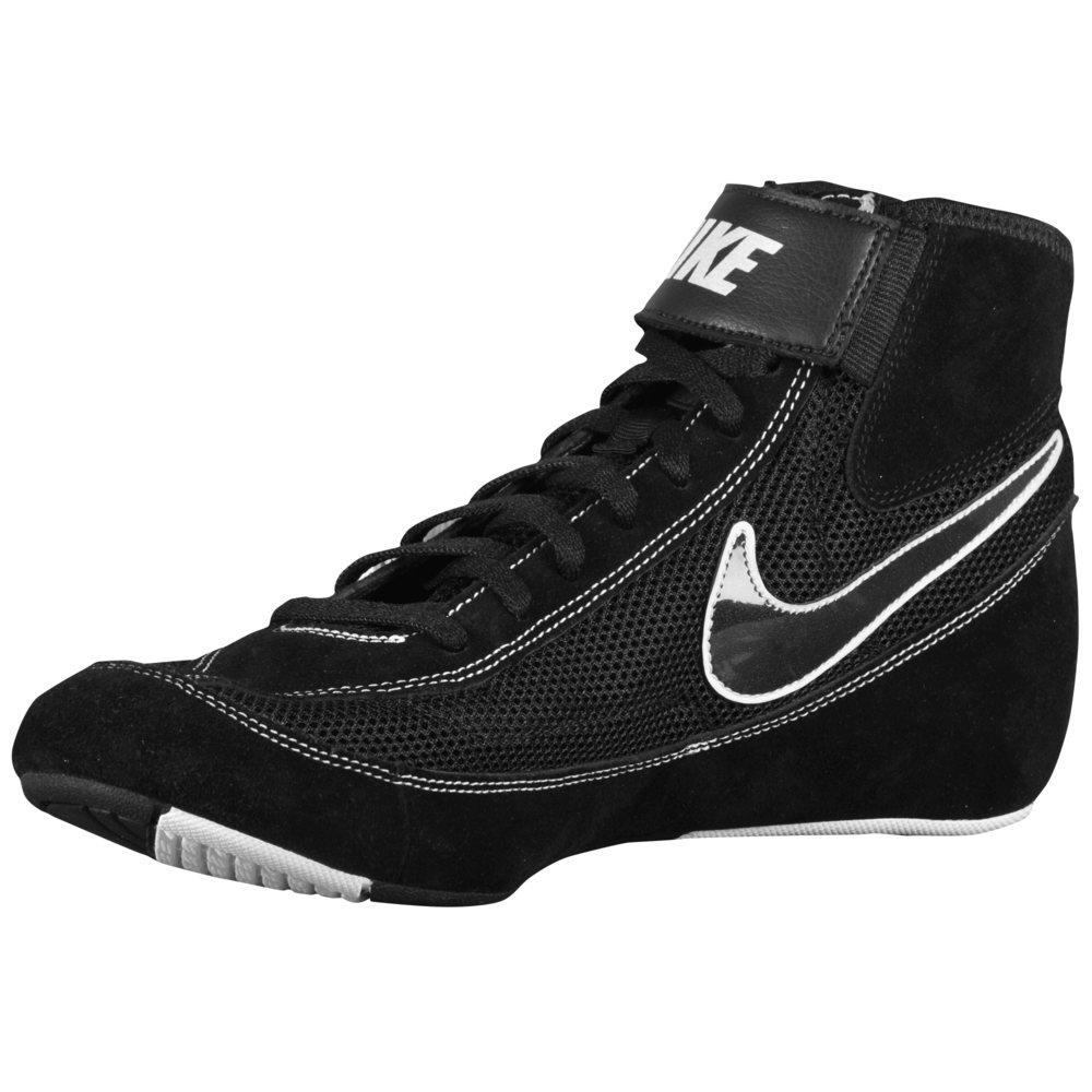 ナイキ Nike メンズ レスリング シューズ・靴【Speedsweep VII】Black/Black/White