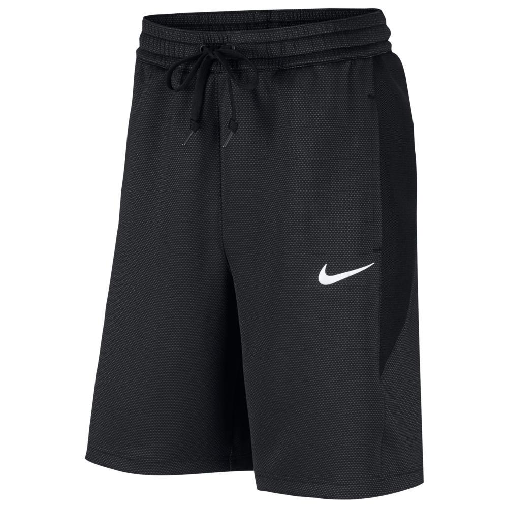 ナイキ Nike メンズ バスケットボール ボトムス・パンツ【Thermaflex Showtime Shorts】Black/White