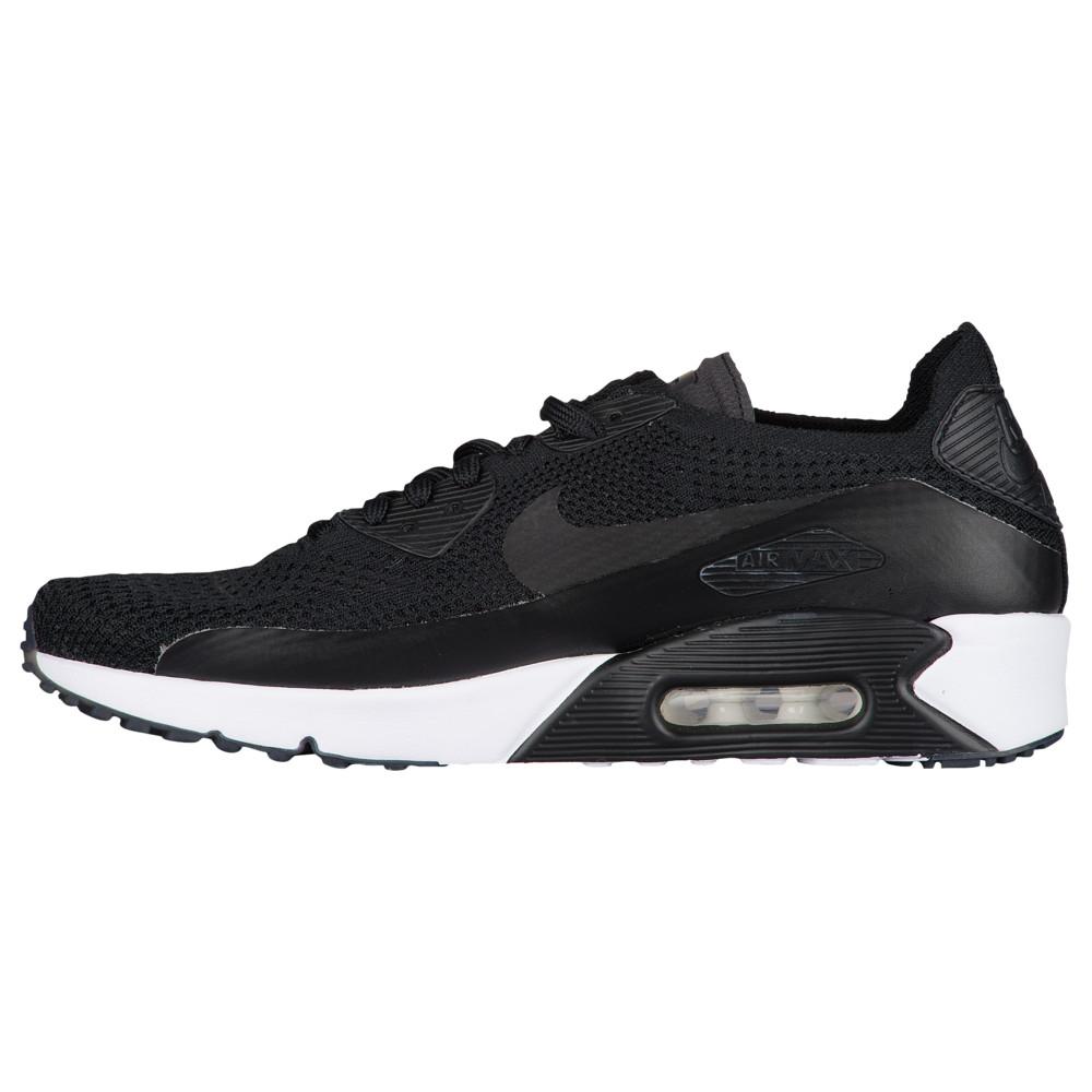 ナイキ Nike メンズ ランニング・ウォーキング シューズ・靴【Air Max 90 Ultra 2.0 Flyknit】Black/Black/Black/White