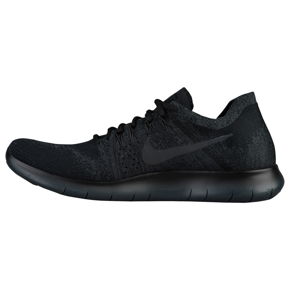 ナイキ Nike メンズ ランニング・ウォーキング シューズ・靴【Free RN Flyknit 2017】Black/Anthracite