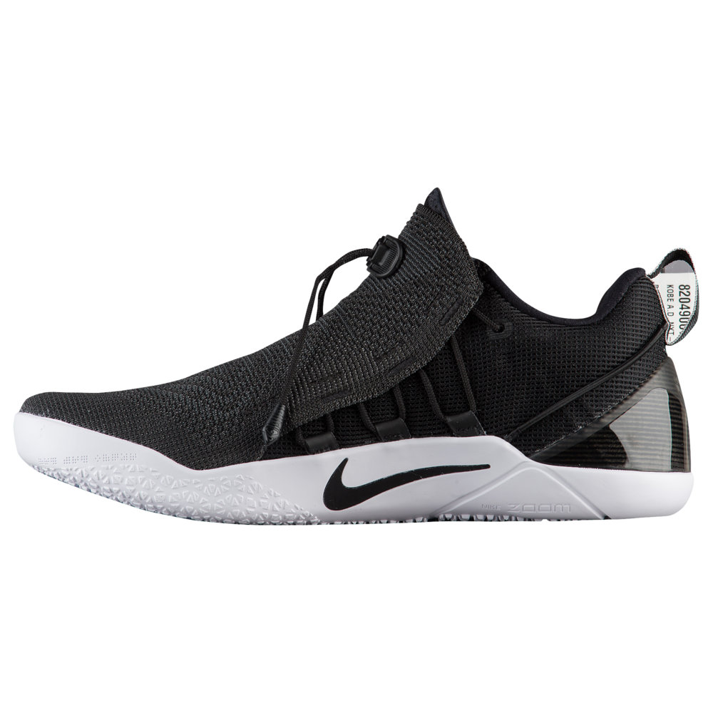 ナイキ Nike メンズ バスケットボール シューズ・靴【Kobe A.D. NXT】Kobe Bryant Black/Metallic Silver/White