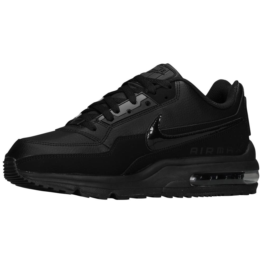 ナイキ Nike メンズ ランニング・ウォーキング シューズ・靴【Air Max LTD】Black/Black/Black
