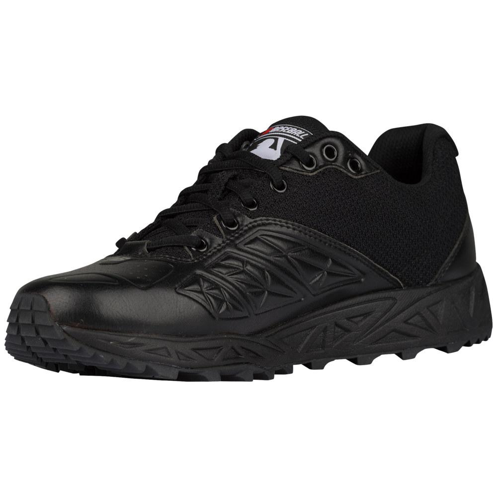 ニューバランス New Balance メンズ 野球 シューズ・靴【MU950v2 Umpire/Officials Low】Black/Black