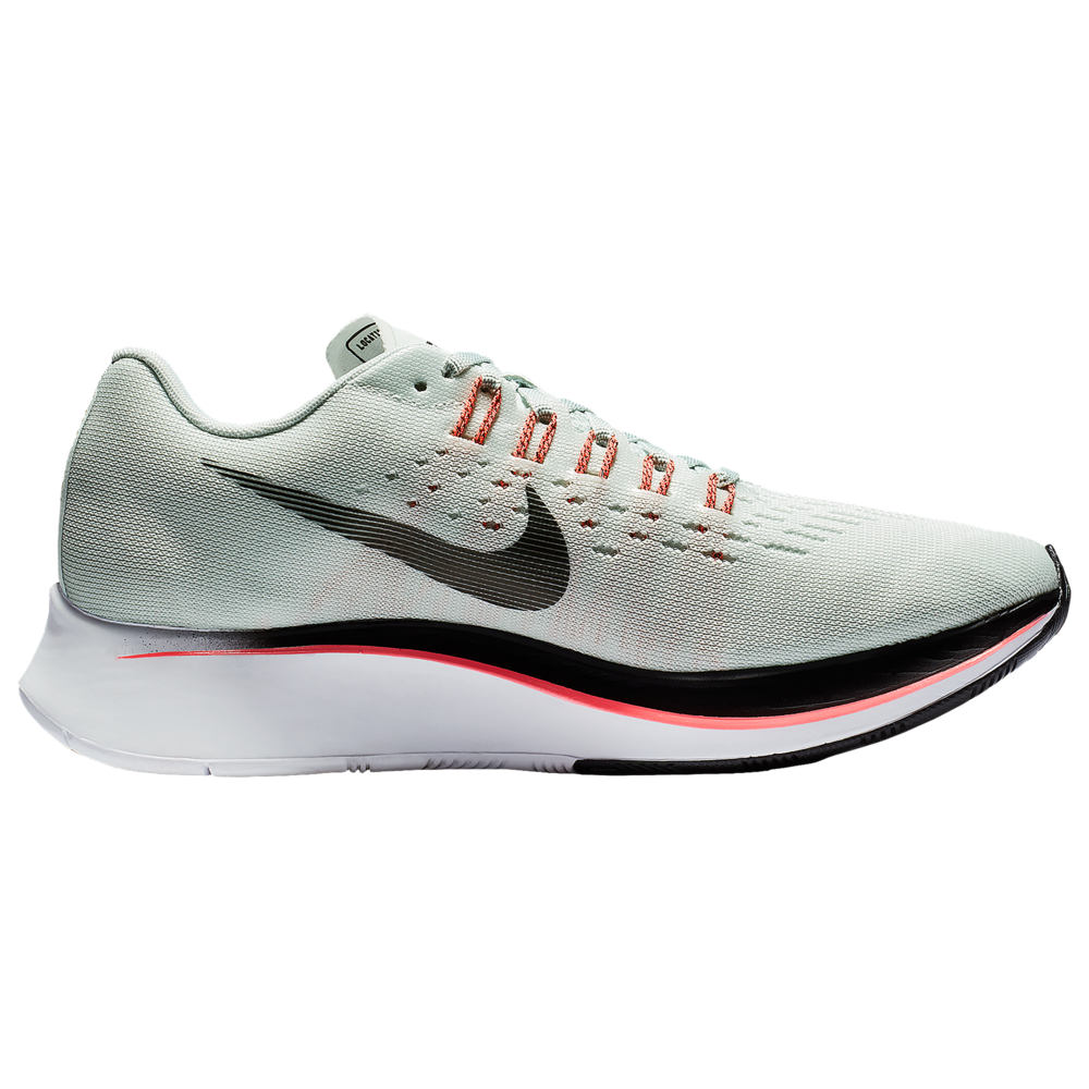 ナイキ Nike レディース 陸上 シューズ・靴【Zoom Fly】Barely Grey/Oil Grey/Hot Punch/White