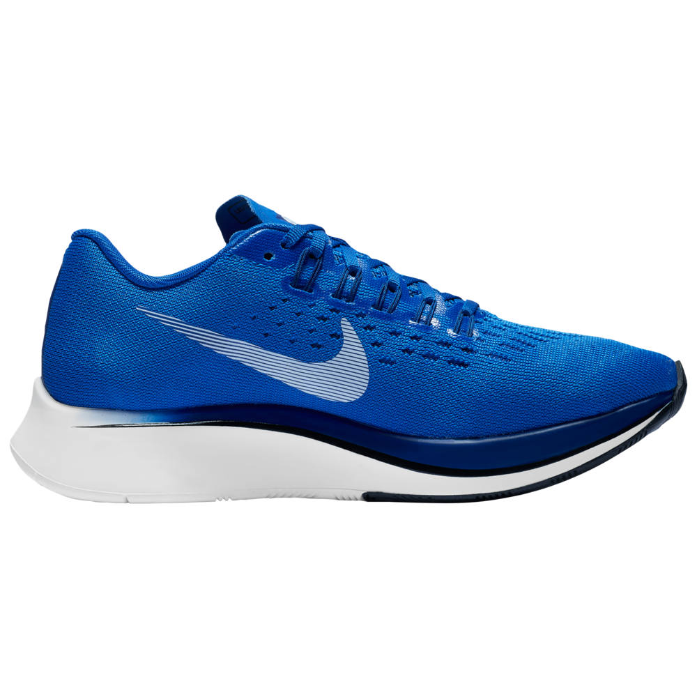 ナイキ Nike レディース 陸上 シューズ・靴【Zoom Fly】Hyper Royal/White/Deep Royal Blue/Black
