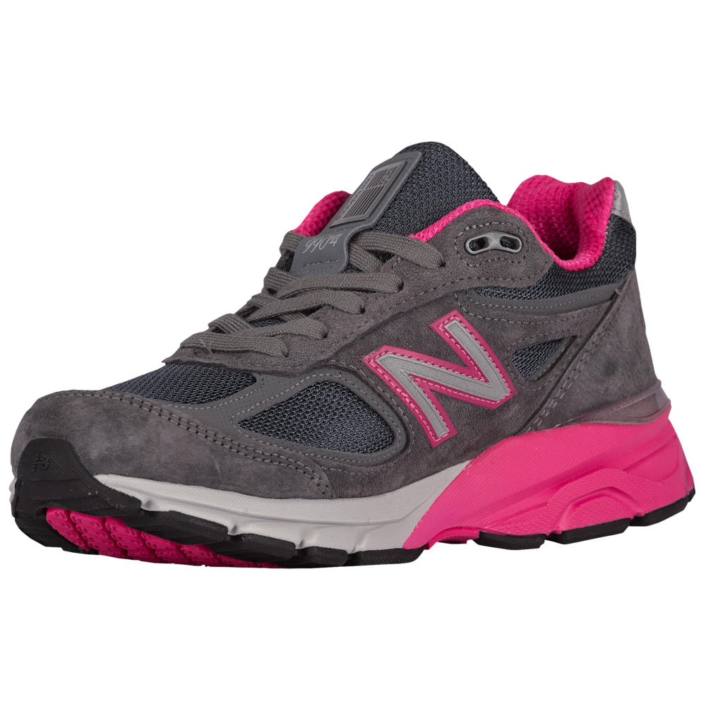 ニューバランス New Balance レディース ランニング・ウォーキング シューズ・靴【990】Grey/Pink