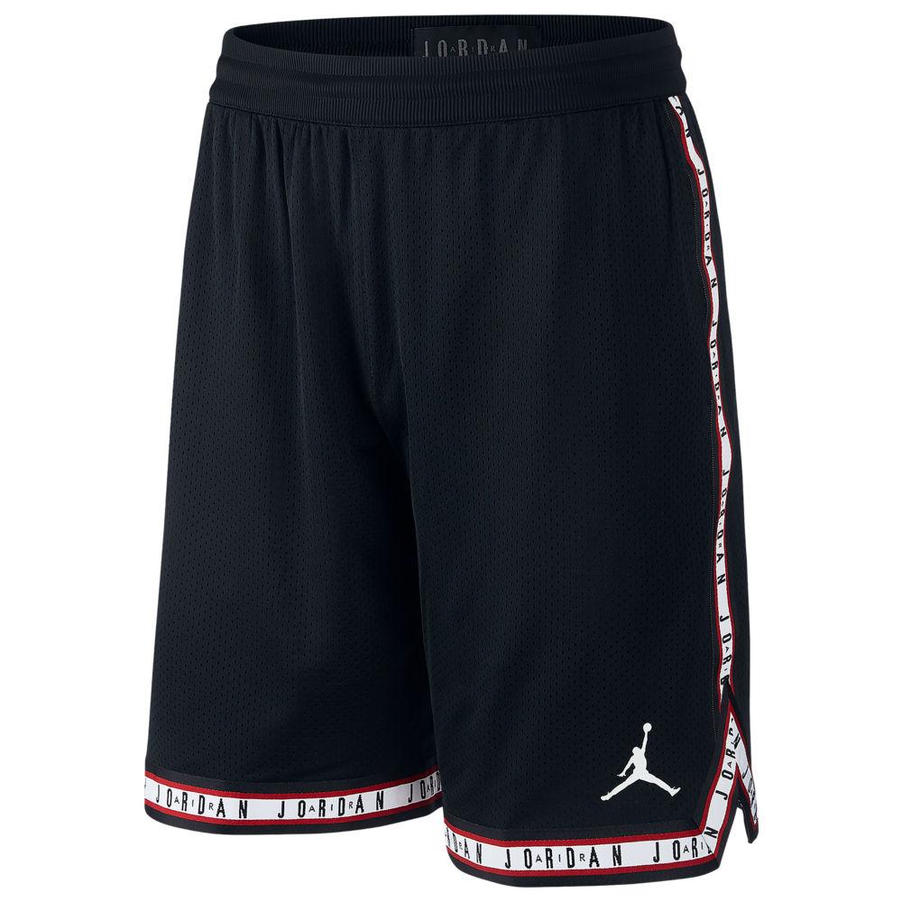 ナイキ ジョーダン Jordan メンズ バスケットボール ボトムス・パンツ【Jumpman Air Mesh Shorts】Black/White