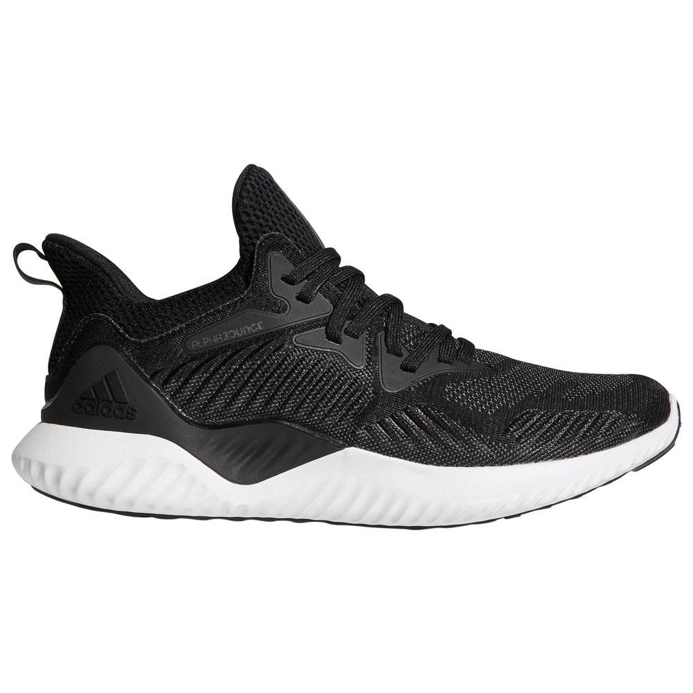 アディダス adidas レディース ランニング・ウォーキング シューズ・靴【Alphabounce Beyond】Black/Black/Grey