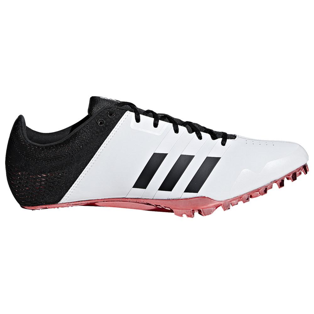 アディダス adidas メンズ 陸上 シューズ・靴【adiZero Prime Finesse】White/Core Black/Shock Red