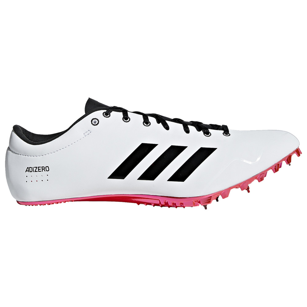 アディダス adidas メンズ 陸上 シューズ・靴【adiZero Prime SP】White/Core Black/Shock Red