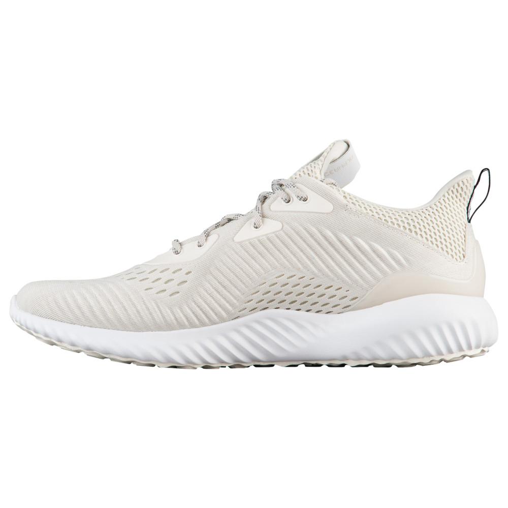 アディダス adidas メンズ ランニング・ウォーキング シューズ・靴【Alphabounce EM】Chalk White/White