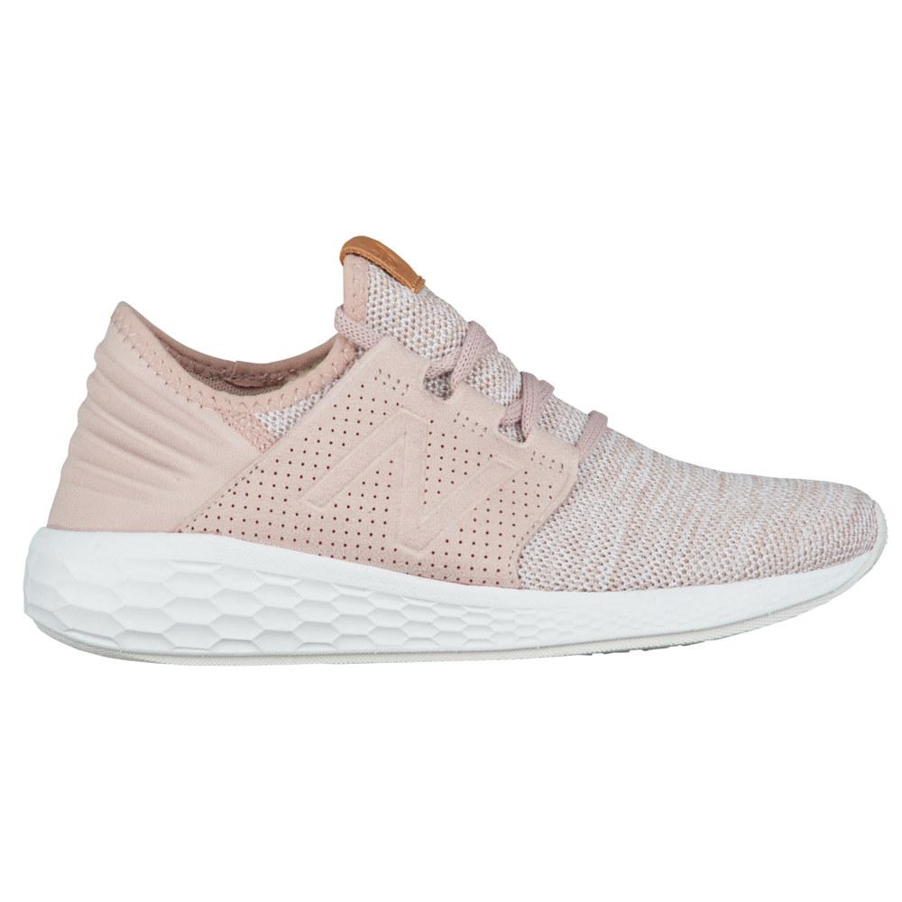 ニューバランス New Balance レディース ランニング・ウォーキング シューズ・靴【Fresh Foam Cruz V2】Charm/White Knit