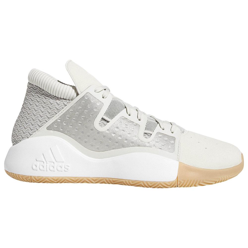 アディダス adidas メンズ バスケットボール シューズ・靴【Pro Vision】Raw White/Light Brown/Gum