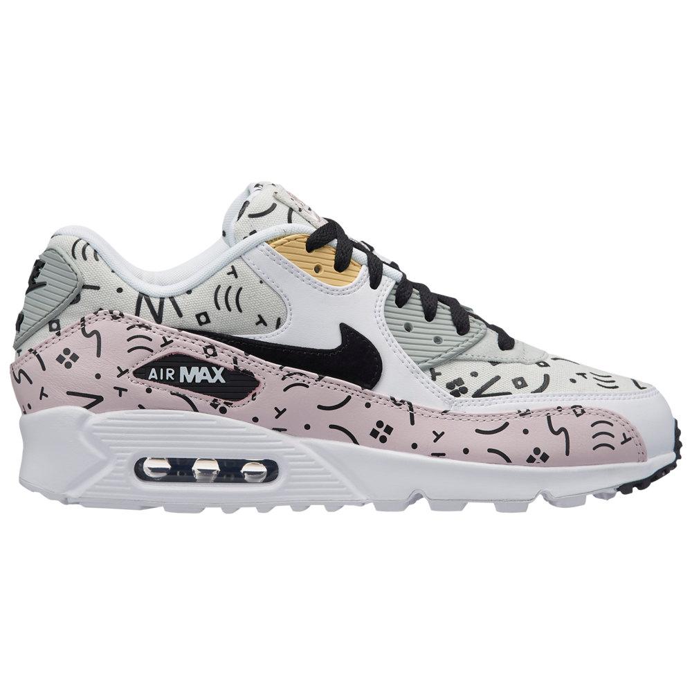 ナイキ Nike メンズ ランニング・ウォーキング シューズ・靴【Air Max 90】Barely Rose/Black/White/Light Pumice/Lemon Wash Premium / Memphis