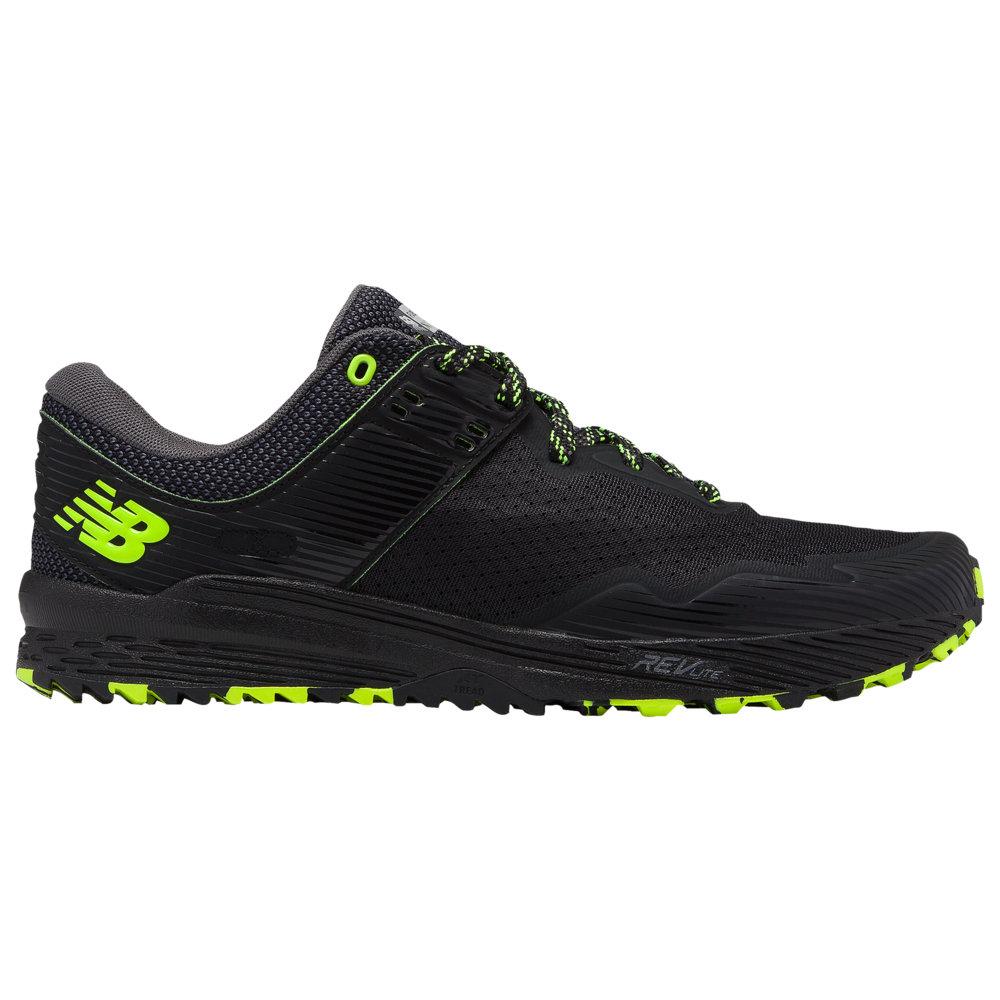 ニューバランス New Balance メンズ ランニング・ウォーキング シューズ・靴【Nitrel Trail V2】Black/Magnet/Hi Lite