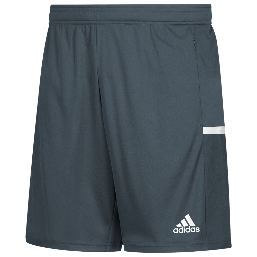 アディダス adidas メンズ フィットネス・トレーニング ボトムス・パンツ【Team 19 3 Pocket Shorts】Grey/White