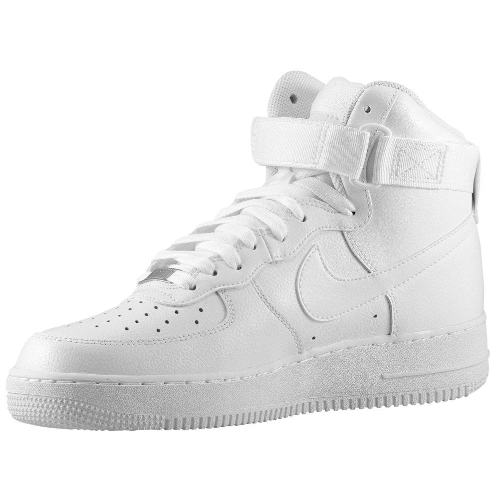 ナイキ Nike メンズ シューズ・靴 スニーカー【Air Force 1 High】White/White