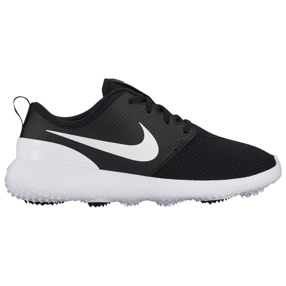 ナイキ Nike レディース ゴルフ シューズ・靴【Roshe G Golf Shoes】Black/White