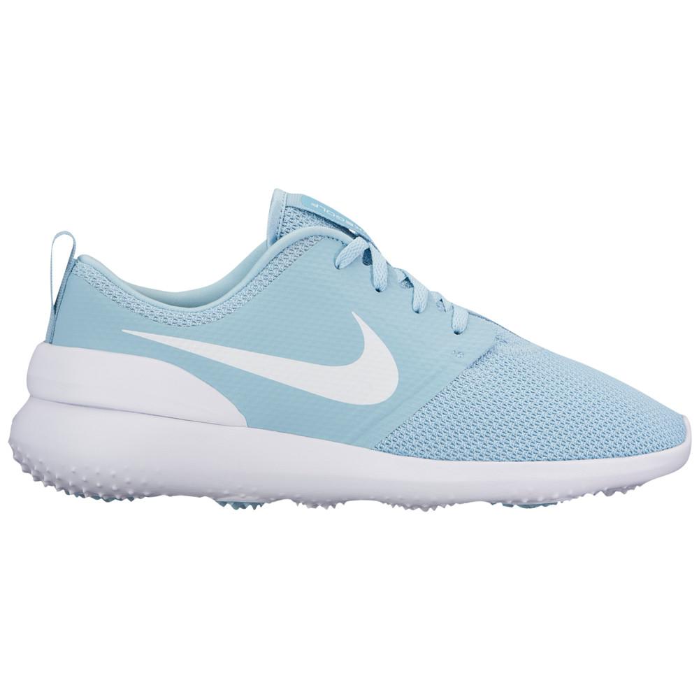 ナイキ Nike レディース ゴルフ シューズ・靴【Roshe G Golf Shoes】Ocean Bliss/White