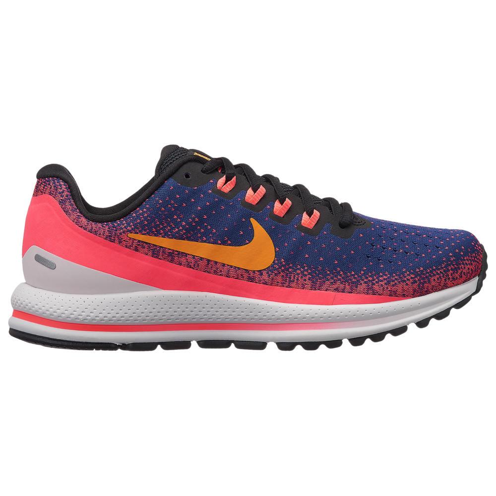 ナイキ Nike レディース ランニング・ウォーキング シューズ・靴【Air Zoom Vomero 13】Blue Void/Orange Peel/Flash Crimson/Black