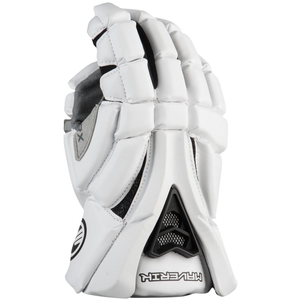 マーヴェリック Maverik Lacrosse メンズ ラクロス グローブ【RX Glove】White