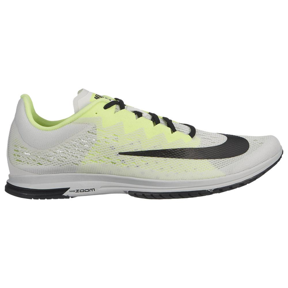 ナイキ Nike メンズ 陸上 シューズ・靴【Zoom Streak LT 4】Platinum Tint/Black/Volt Glow/Pure Platinum