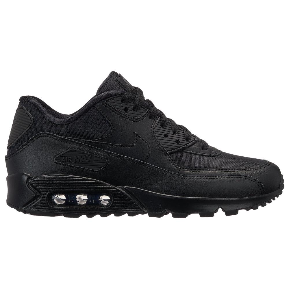 ナイキ Nike レディース ランニング・ウォーキング シューズ・靴【Air Max 90】Black/Black/Black