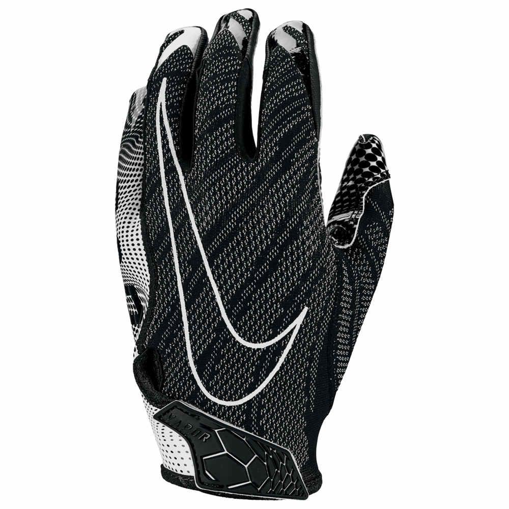 ナイキ Nike メンズ アメリカンフットボール グローブ【Vapor Knit 3.0 Football Gloves】Black/Black/White