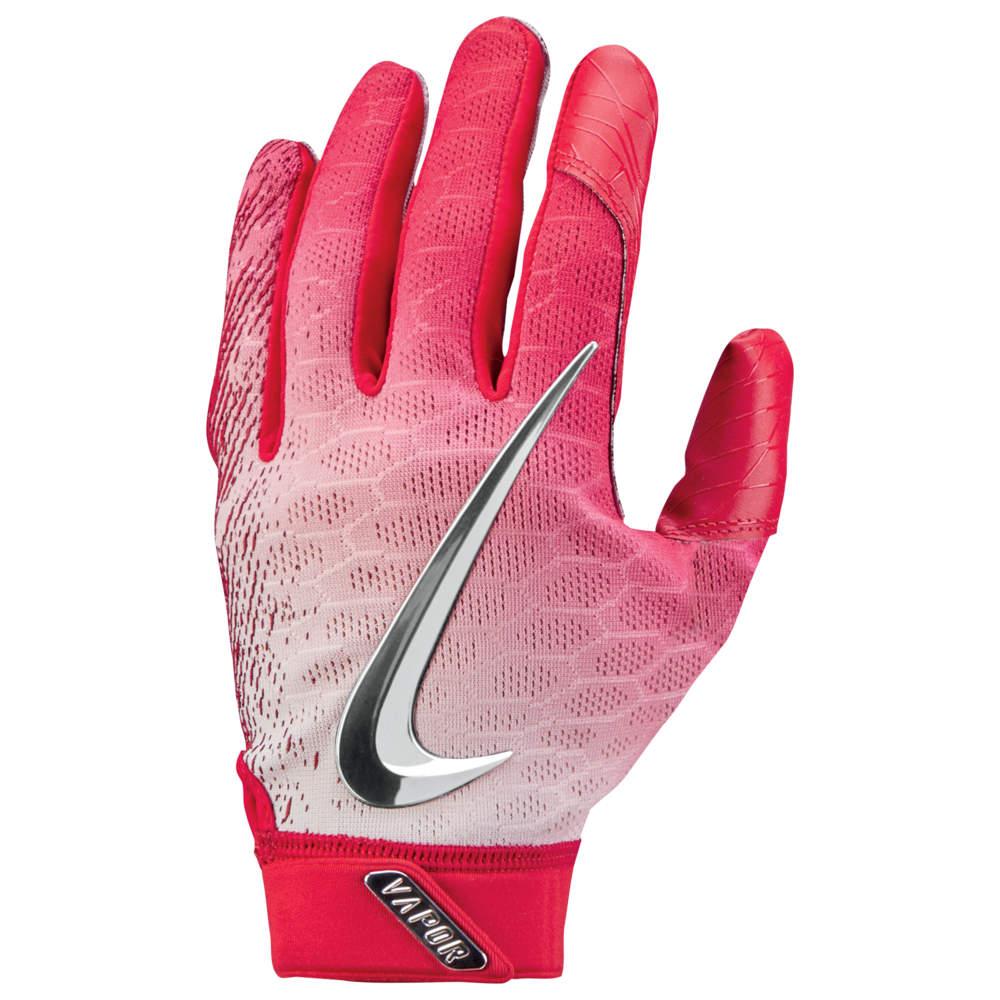 ナイキ Nike メンズ 野球 グローブ【Vapor Elite 2.0 Batting Glove】University Red/Unversity Red/Chrome
