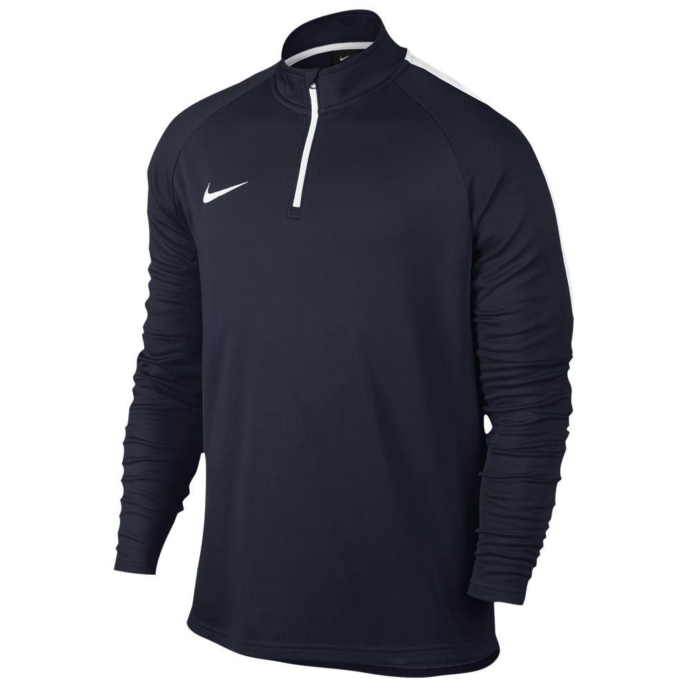 ナイキ Nike メンズ サッカー トップス【Academy 1/4 Zip Top】Obsidian/White