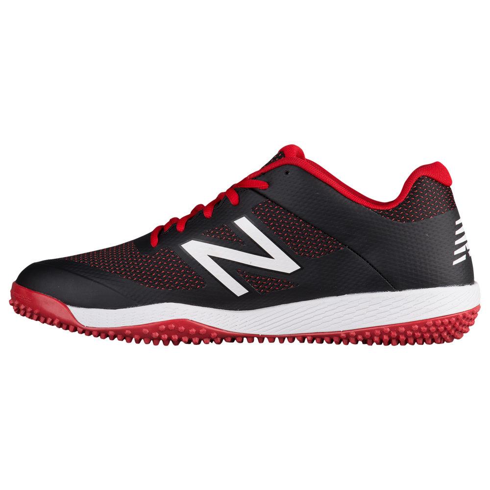 ニューバランス New Balance メンズ 野球 シューズ・靴【4040v4 Turf】Black/Red