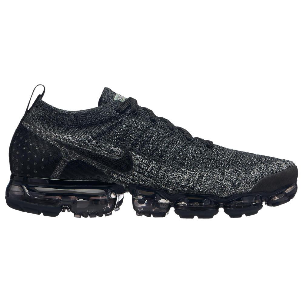ナイキ Nike メンズ ランニング・ウォーキング シューズ・靴【Air Vapormax Flyknit 2】Black/Black/Dark Grey/Anthracite