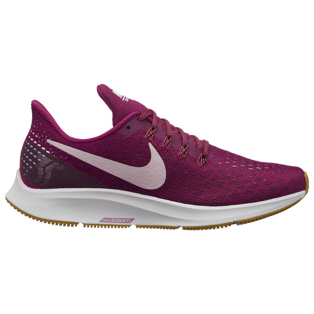 ナイキ Nike レディース ランニング・ウォーキング シューズ・靴【Air Zoom Pegasus 35】True Berry/Plum Chalk/Vast Grey/Dark Citron/Teal