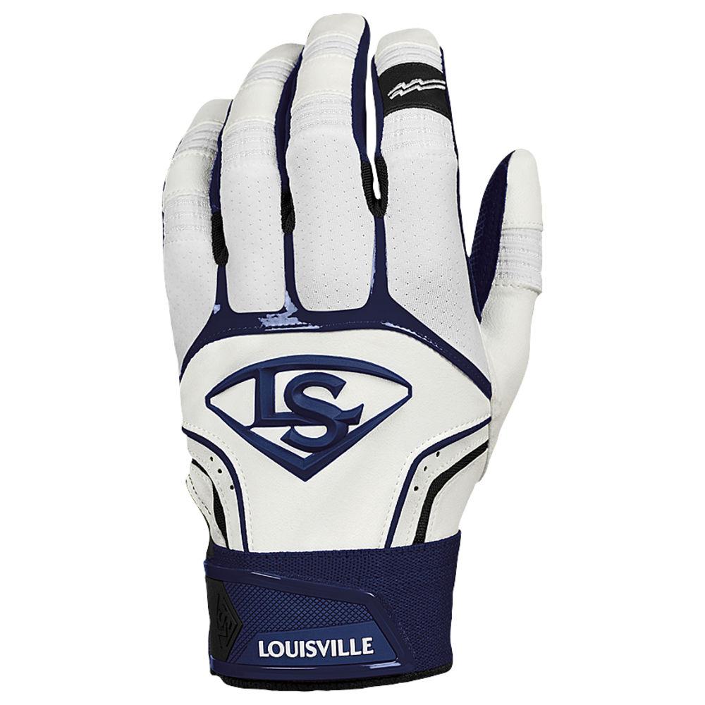 ルイスビルスラッガー Louisville Slugger メンズ 野球 グローブ【Prime Batting Gloves】Navy