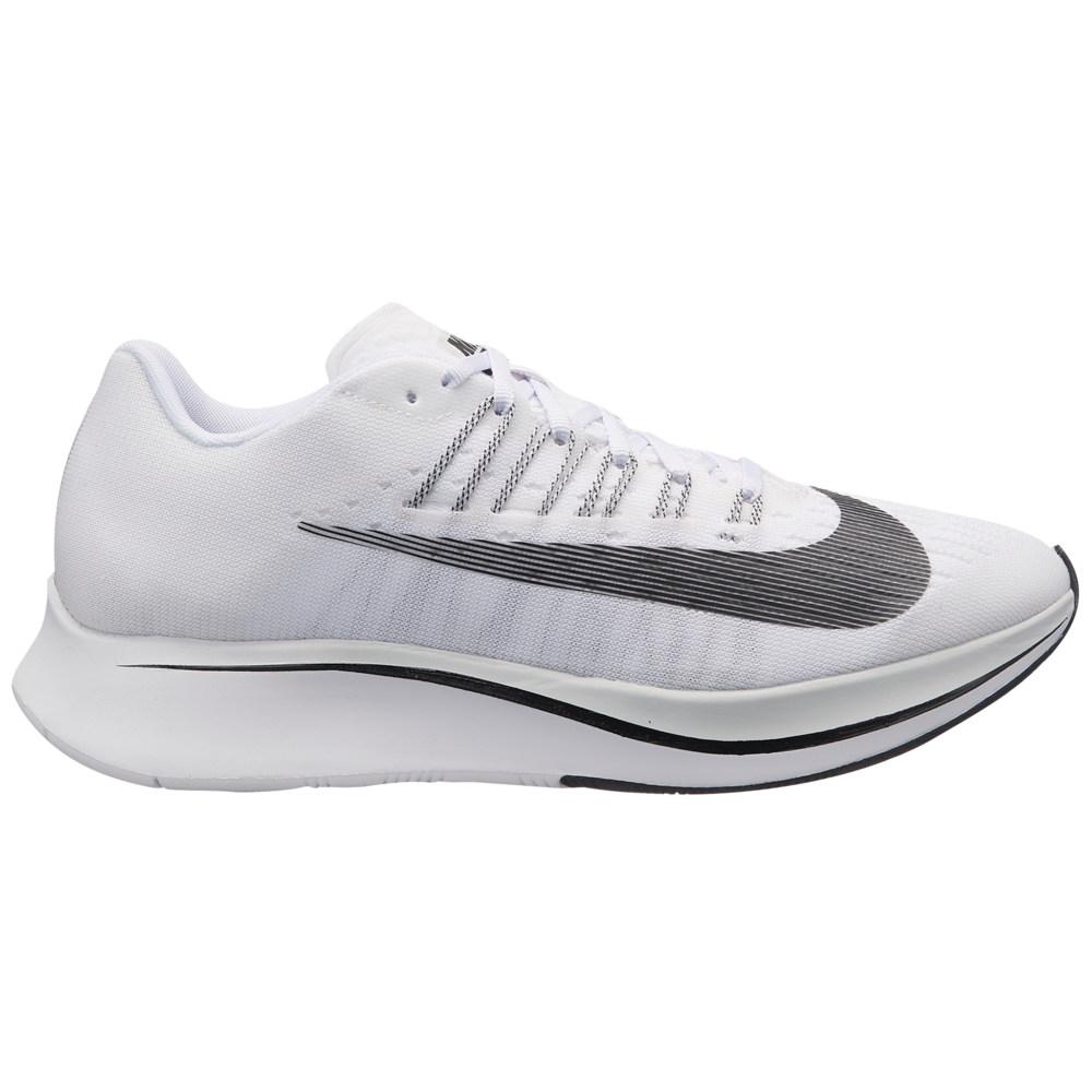 ナイキ Nike レディース 陸上 シューズ・靴【Zoom Fly】White/Black/Pure Platinum