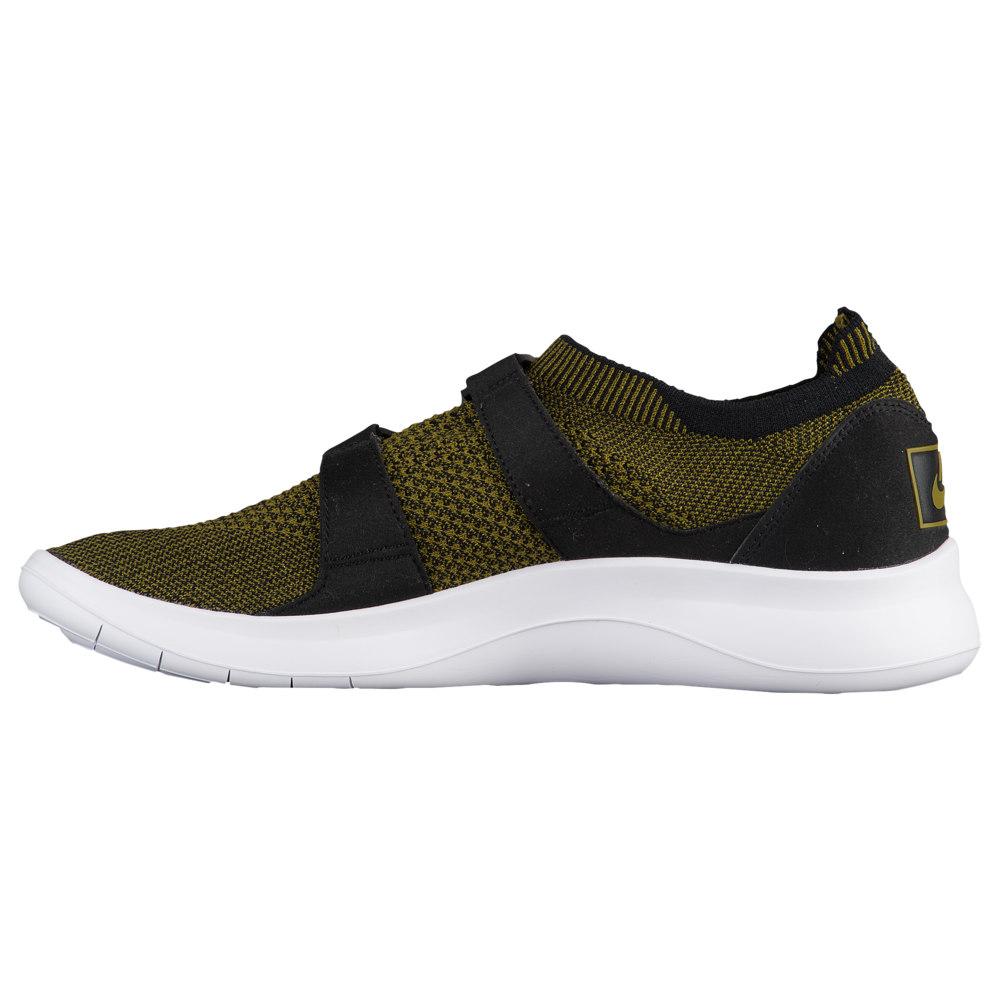 ナイキ Nike メンズ ランニング・ウォーキング シューズ・靴【Air Sockracer Flyknit】Black/Olive Flak/Black/White