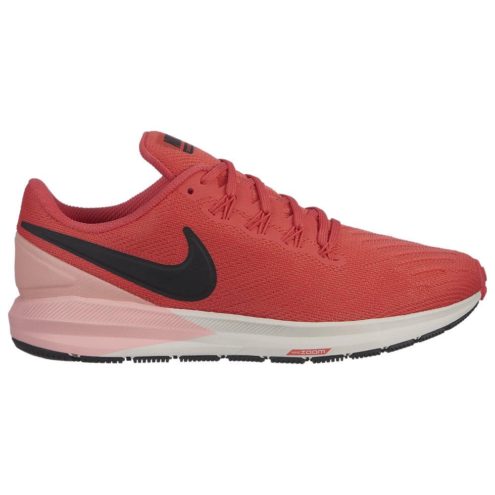 ナイキ Nike レディース ランニング・ウォーキング シューズ・靴【Air Zoom Structure 22】Ember Glow/Oil Grey/Bleached Coral/Summit White