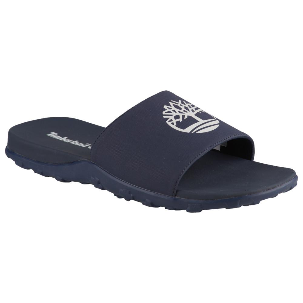 ティンバーランド メンズ Timberland Timberland メンズ シューズ・靴 サンダル【Fells Slide】Navy/White, エスディーパーク:14f1f95f --- sunward.msk.ru